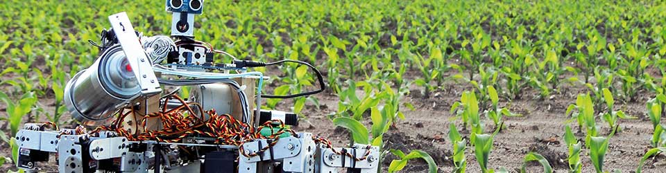 Robotic Farms are a Hot Topic in the Ag Industry